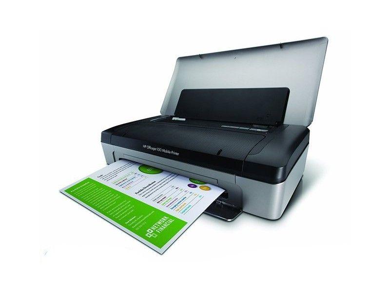 HP OfficeJet 100 Bluetooth - Foto4