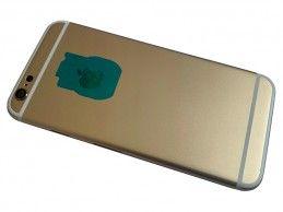 Obudowa tylna korpus Apple iPhone 6 Gold - Foto1