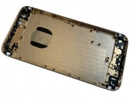 Obudowa tylna korpus Apple iPhone 6 Gold - Foto2