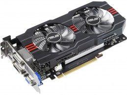 ASUS GeForce GTX 650 Ti 2GB GDDR5 DX11 - Foto1