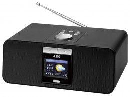 Radio internetowe AEG IR 4468 BT FM USB - Foto1