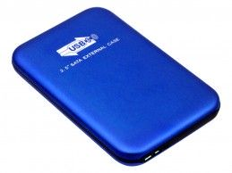 Dysk zewnętrzny HDD USB 3.0 750GB BP Blue - Foto1