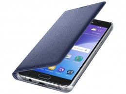 Etui Samsung Flip Wallet Galaxy A5 (2016) Blue - Foto1