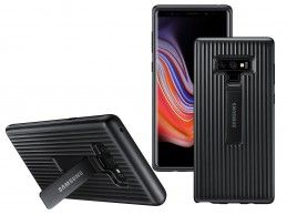 Etui Samsung Galaxy Note 9 Protective Standing Cover Black - Foto1