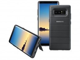 Etui Samsung Galaxy Note 8 Protective Standing Cover Black - Foto1