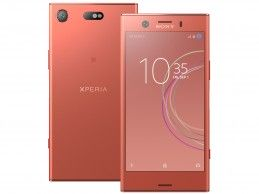 Sony Xperia XZ1 Compact 32GB G8441 Twilight Pink - Foto1