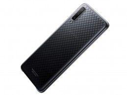 Etui Samsung Galaxy A7 (2018) Gradient Cover Black - Foto1