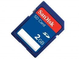 Sandisk SD 2GB Class 2 SDSDB-2048-A11 - Foto1