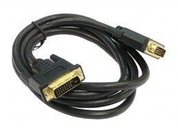 Przewód do monitora DVI-D Dual-Link 2m - Foto1