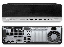 HP EliteDesk 800 G3 SFF i5-6500 8GB 240SSD - Foto3