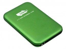 Dysk zewnętrzny HDD USB 3.0 750GB BP Green - Foto1
