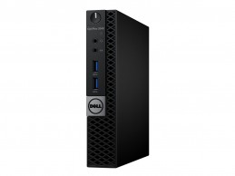 Dell OptiPlex 3040 Micro WiFi i5-6500T 8GB 120SSD - Foto1
