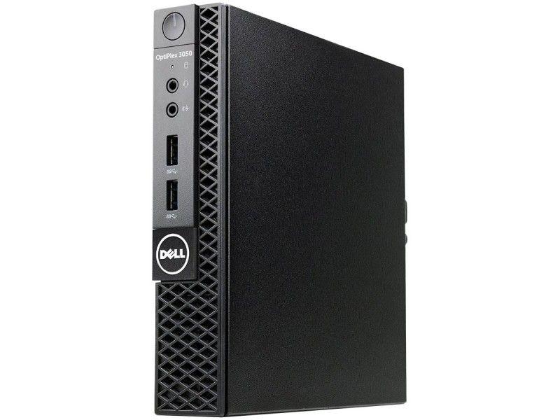Dell OptiPlex 3050 Micro i3-6100T 240SSD 4GB DDR4 - Foto1
