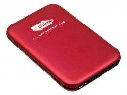 Dysk zewnętrzny HDD USB 3.0 750GB BP Red - Foto1