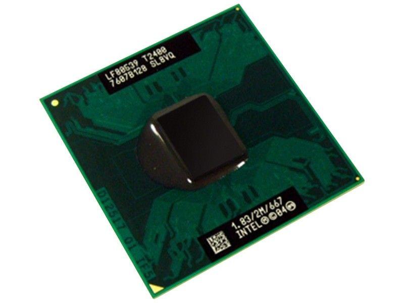 Intel Core Duo T2400 1.83GHz PPGA478, PBGA479 - Foto1