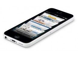 Apple iPhone 5c 8GB Biały - Foto4