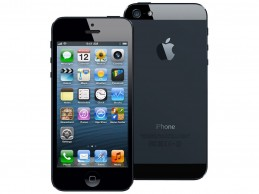 Apple iPhone 5 16GB Black - Foto1