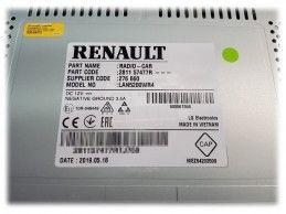 Renault Dacia Media Nav Evolution 2 LAN5200WR4 Stacja multimedialna GPS - Foto5