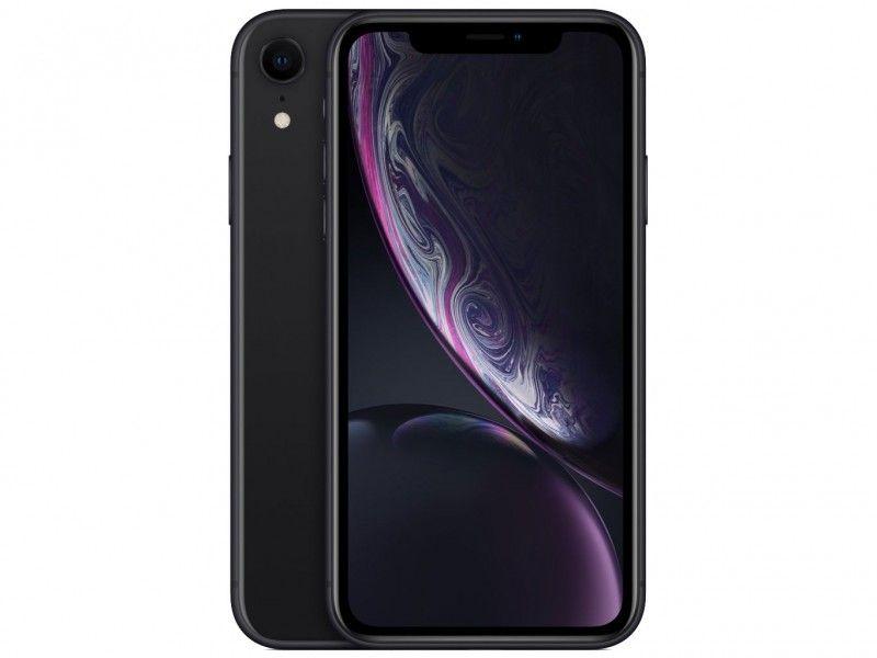 Apple iPhone XR 64GB Czarny + GRATIS - Foto1