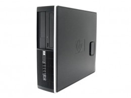 HP Elite 8200 SFF i5-2400 8GB 120SSD (500GB)