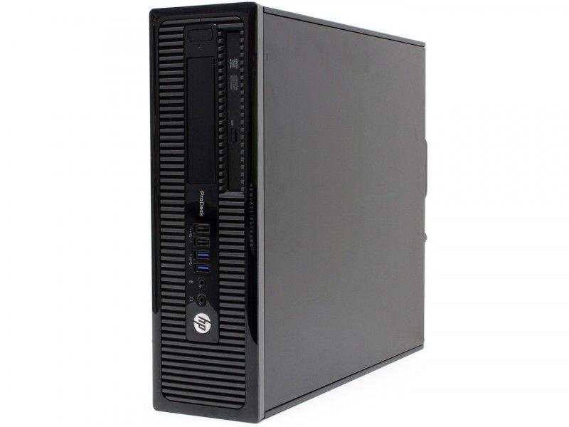 HP ProDesk 400 G1 SFF i5-4440 8GB 240SSD - Foto1