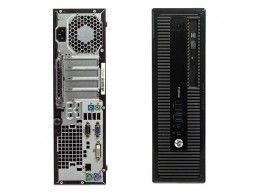 HP ProDesk 400 G1 SFF i5-4440 8GB 240SSD - Foto2