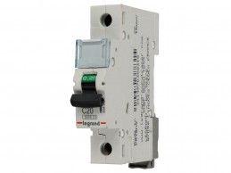 Wyłącznik nadprądowy 20A LEGRAND TX3 C20 1P 403435 - Foto1
