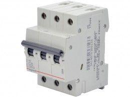 Wyłącznik nadprądowy 25A LEGRAND RX3 C25 3P S303 419237 - Foto1