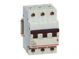 Wyłącznik nadprądowy 20A LEGRAND RX3 C20 3P S303 419992 - Foto1