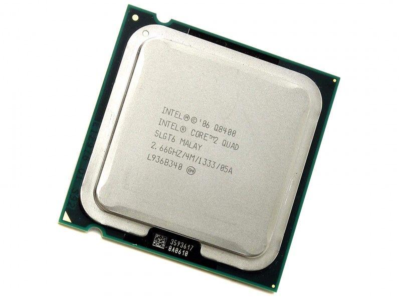 Intel Core 2 Quad Q8400 4x2.66GHz - Foto1