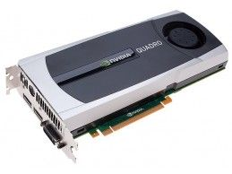 NVIDIA Quadro 5000 2,5GB GDDR5 - Foto2