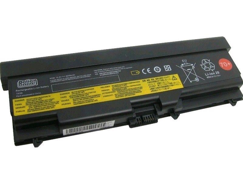 Bateria 6600mAh do Lenovo T430 L430 L530 T530 W530 Polion - Foto1