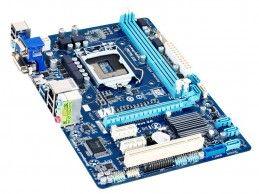 Gigabyte GA-B75M-HD3 HDMI USB3 LGA1155 - Foto1
