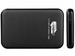 Dysk zewnętrzny HDD USB 3.0 640GB BP Black - Foto3