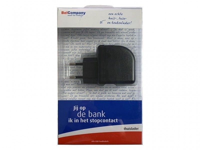 Ładowarka uniwersalna 2x USB 2,1A 5V BelCompany - Foto1