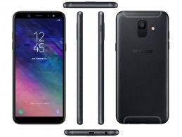 Samsung Galaxy A6 2018 32GB Black - Foto2