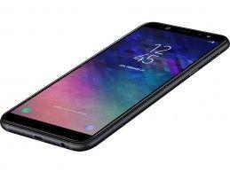 Samsung Galaxy A6 2018 32GB Black - Foto3