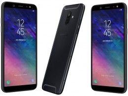 Samsung Galaxy A6 2018 32GB Black - Foto4