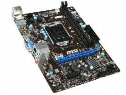MSI H81M-E33 LGA1150 USB3.0 HDMI VGA - Foto3