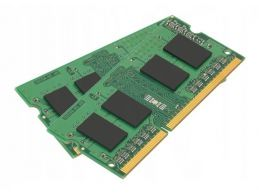 Zestaw 4GB RAM SODIMM DDR3 2x2GB PC3-12800S 1.35V - Foto1
