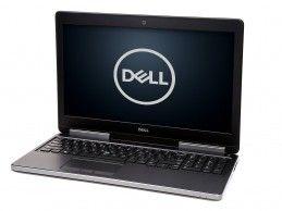 Dell Precision 7510 i7-6820HQ 16GB 512SSD (2TB) Quadro kl.A - Foto1