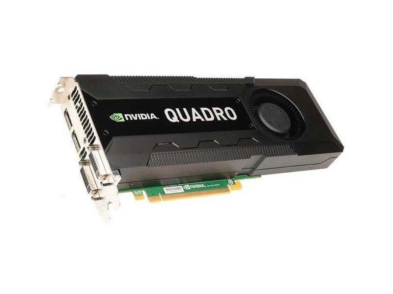 Nvidia Quadro K5000 4GB GDDR5 - Foto1