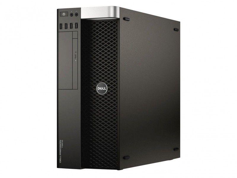 Dell Precision T3610 Xeon E5-1650 64GB 480SSD - Foto1