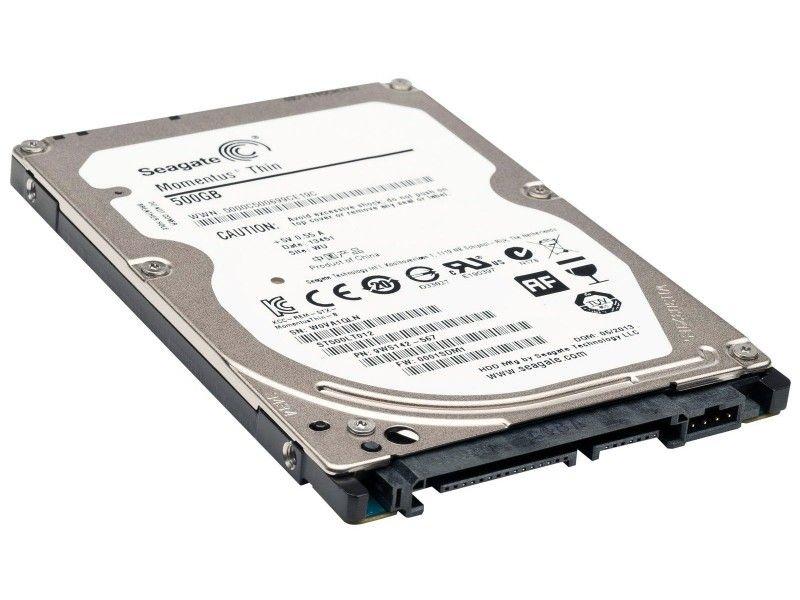 "Seagate Momentus Thin 500GB 2,5"" ST500LT012 - Foto1"
