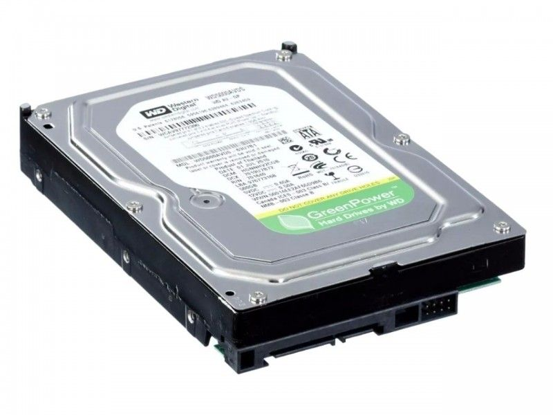 Western Digital WD5000AVDS 500GB - Foto1