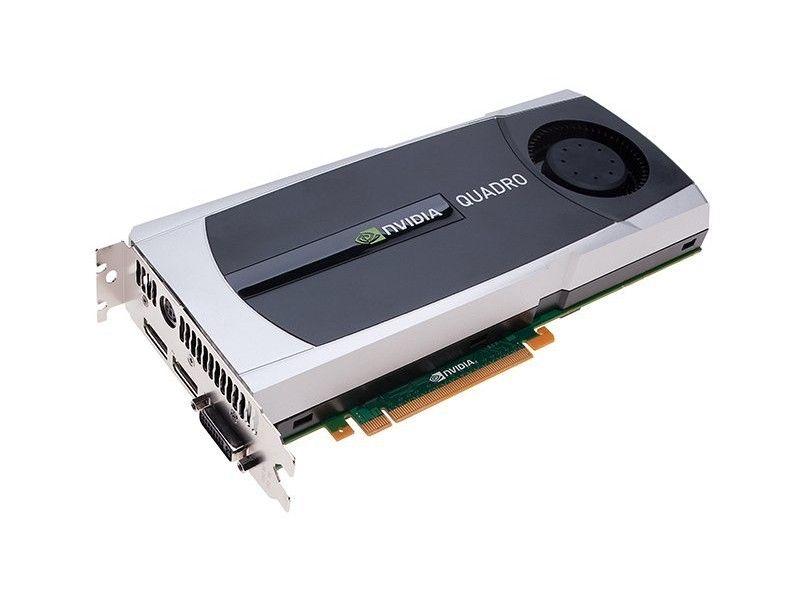 NVIDIA Quadro 5000 2,5 GB GDDR5 - Foto2