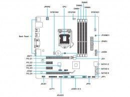 MSI H77MA-G43 - Foto5