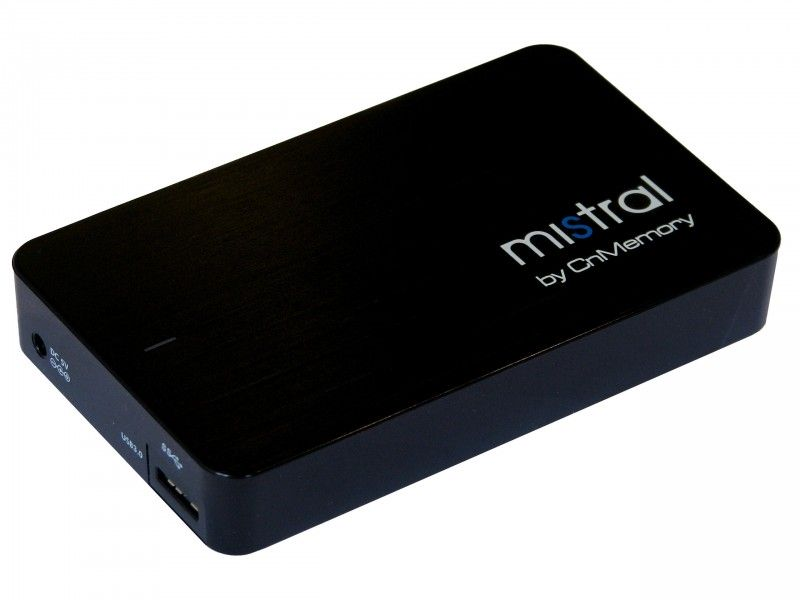 Obudowa dysku HDD CnMemory Mistral USB 3.0 - Foto1