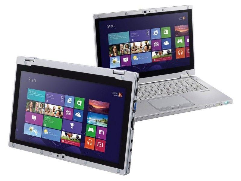 Panasonic Toughbook CF-AX3 i5-4300U 4GB 128/240SSD - Foto1