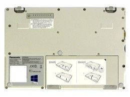 Panasonic Toughbook CF-AX3 i5-4300U 8GB 128/240SSD - Foto8